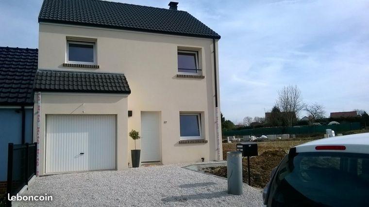 Construction d'une maison à Tilloy-lez-Cambrai 59554 pour 155 800 €