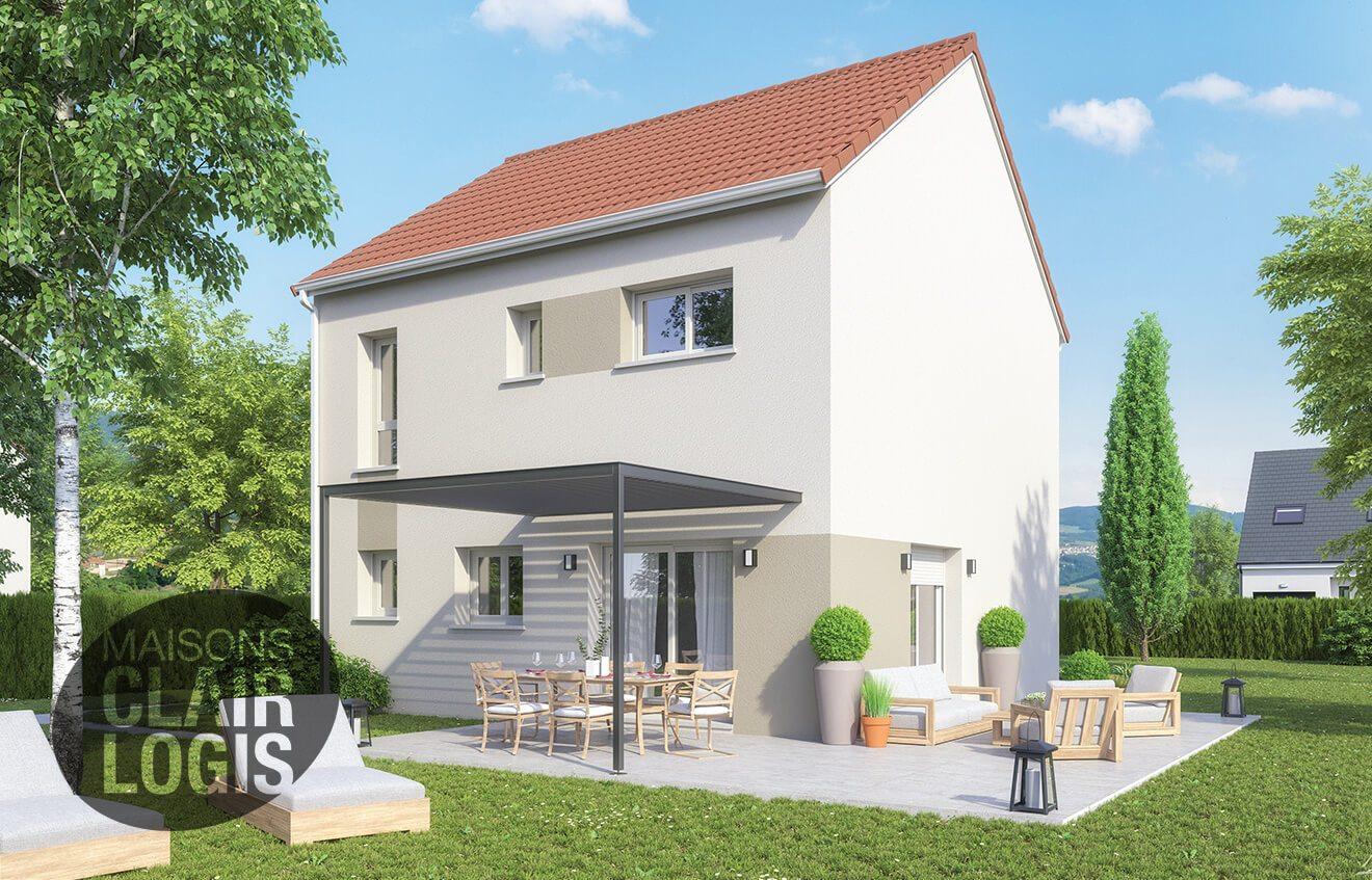 Recherche maison neuve ou maison individuelle 58 ni vre ma future maison - Vente de garage varennes ...