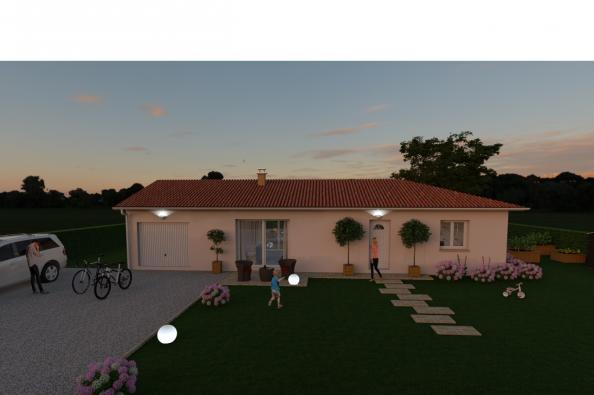 Maison SEGA - Villebois (01150)