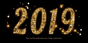 Maisons Punch vous souhaite une Belle Année 2019 !