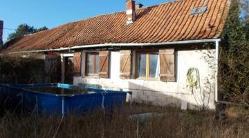Vente maison 3 p. 41 m²