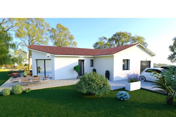 Maison SEGA - Bellegarde-en-Forez (42210)