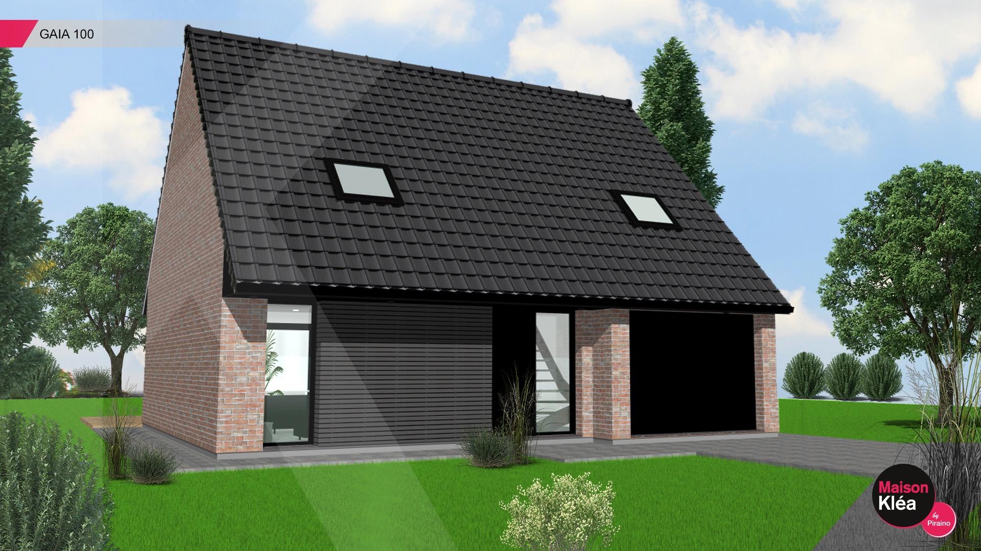 Terrain et maison à construire Staple