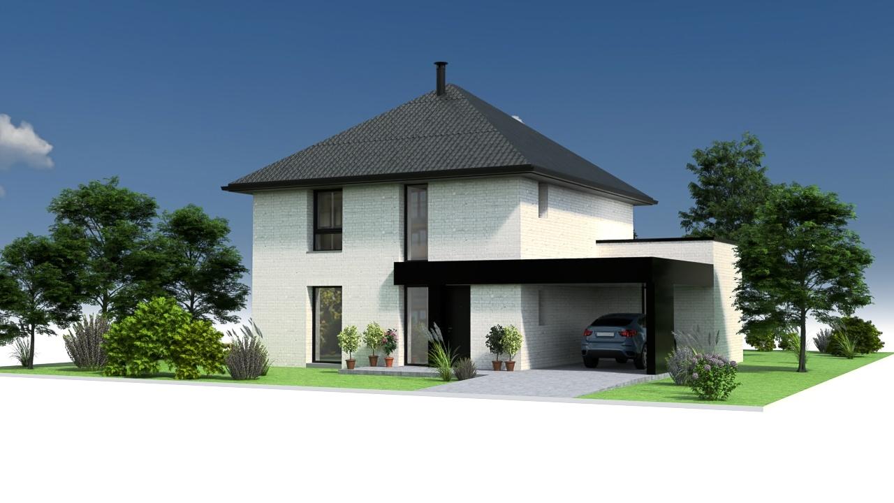 Terrain et maison à construire Ennevelin 103m²