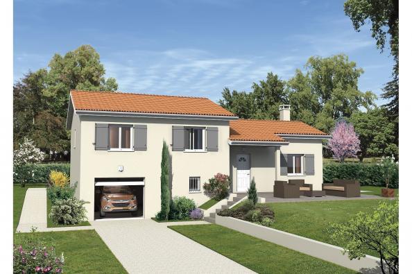 Maison BEGIN - Baume-les-Dames (25110)