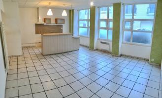 Vente appartement 2 p. 54 m²