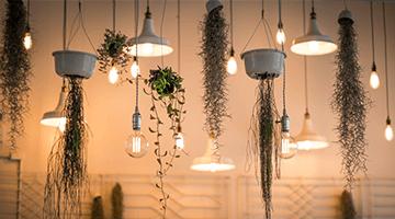 Luminaires… Le détail indispensable dans l'aménagement de votre maison