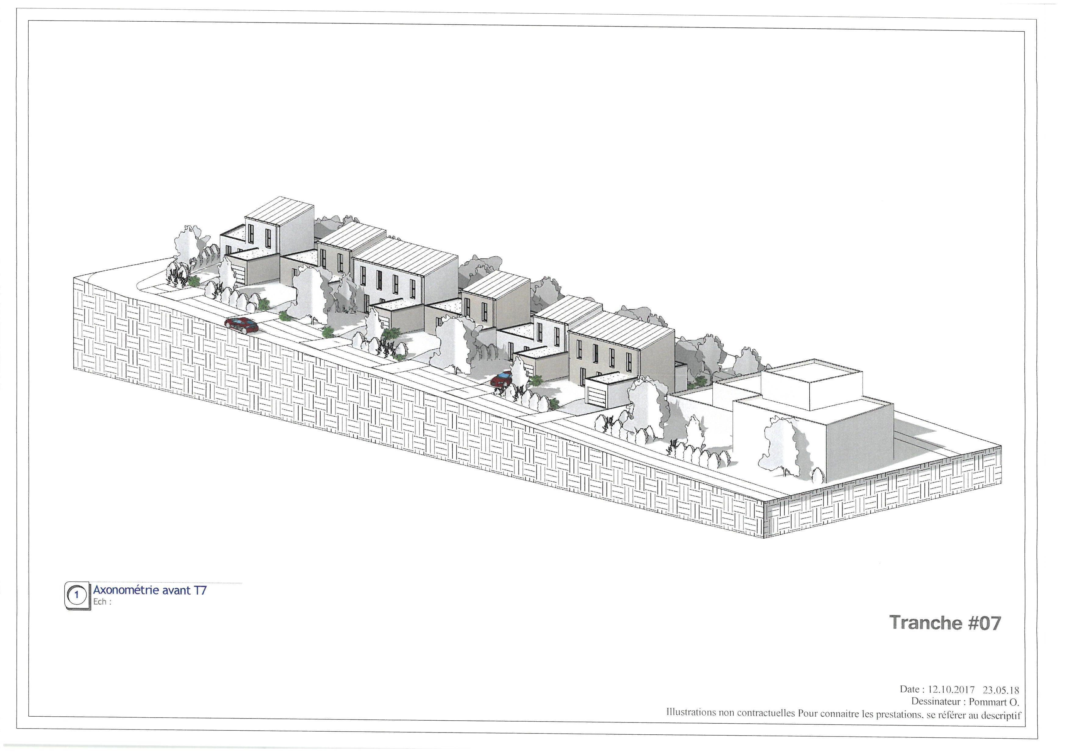 Maison + terrain à ORGEVAL 78630 dans les YVELINES