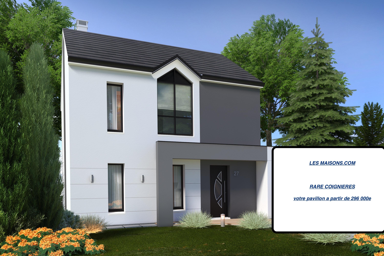 Maison + terrain à COIGNIERES (78310) dans les YVELINES