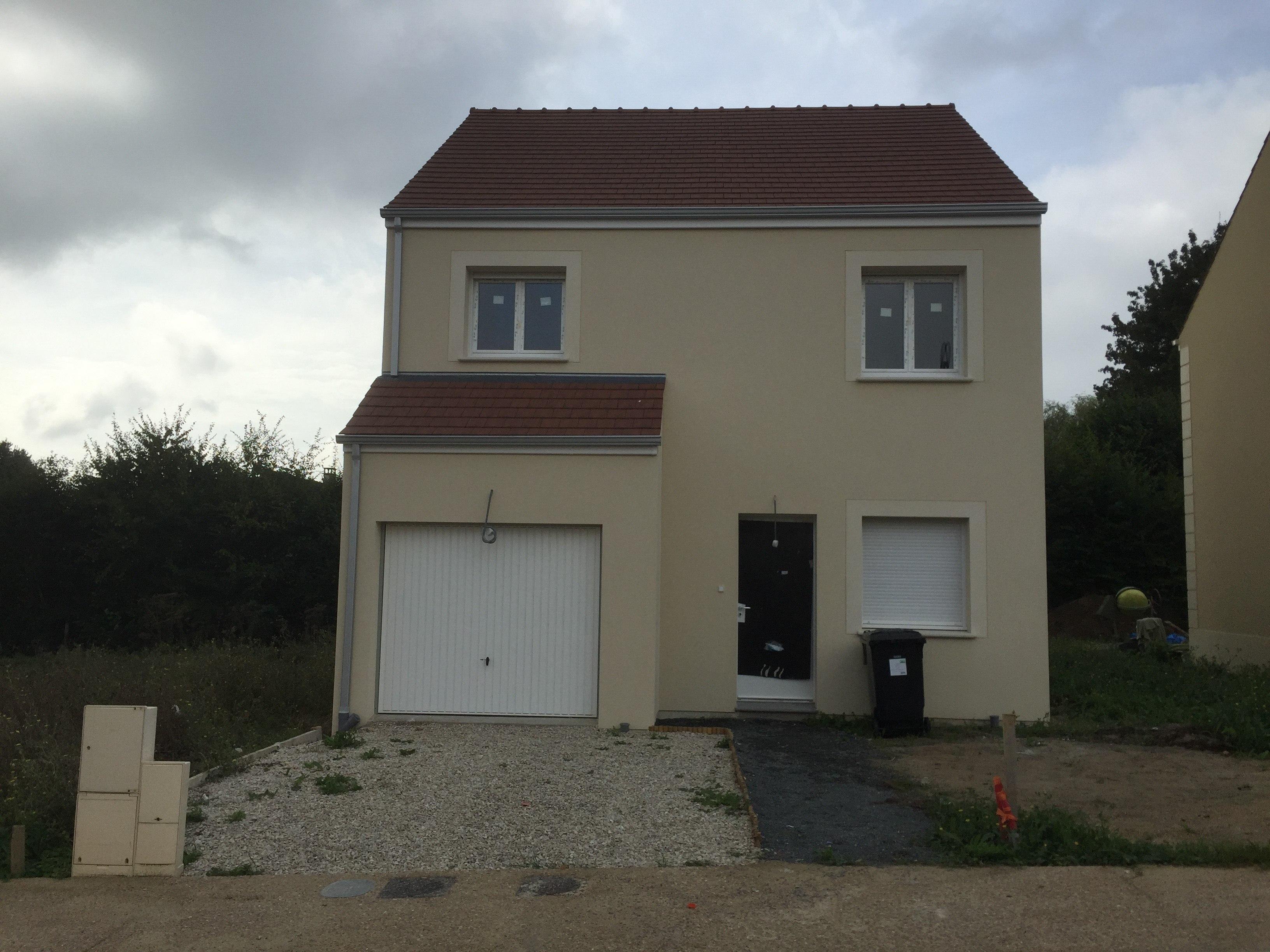 Maison + terrain à LE PIN 77181 dans la SEINE-ET-MARNE