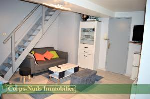 Vente appartement 2 p. 39 m²