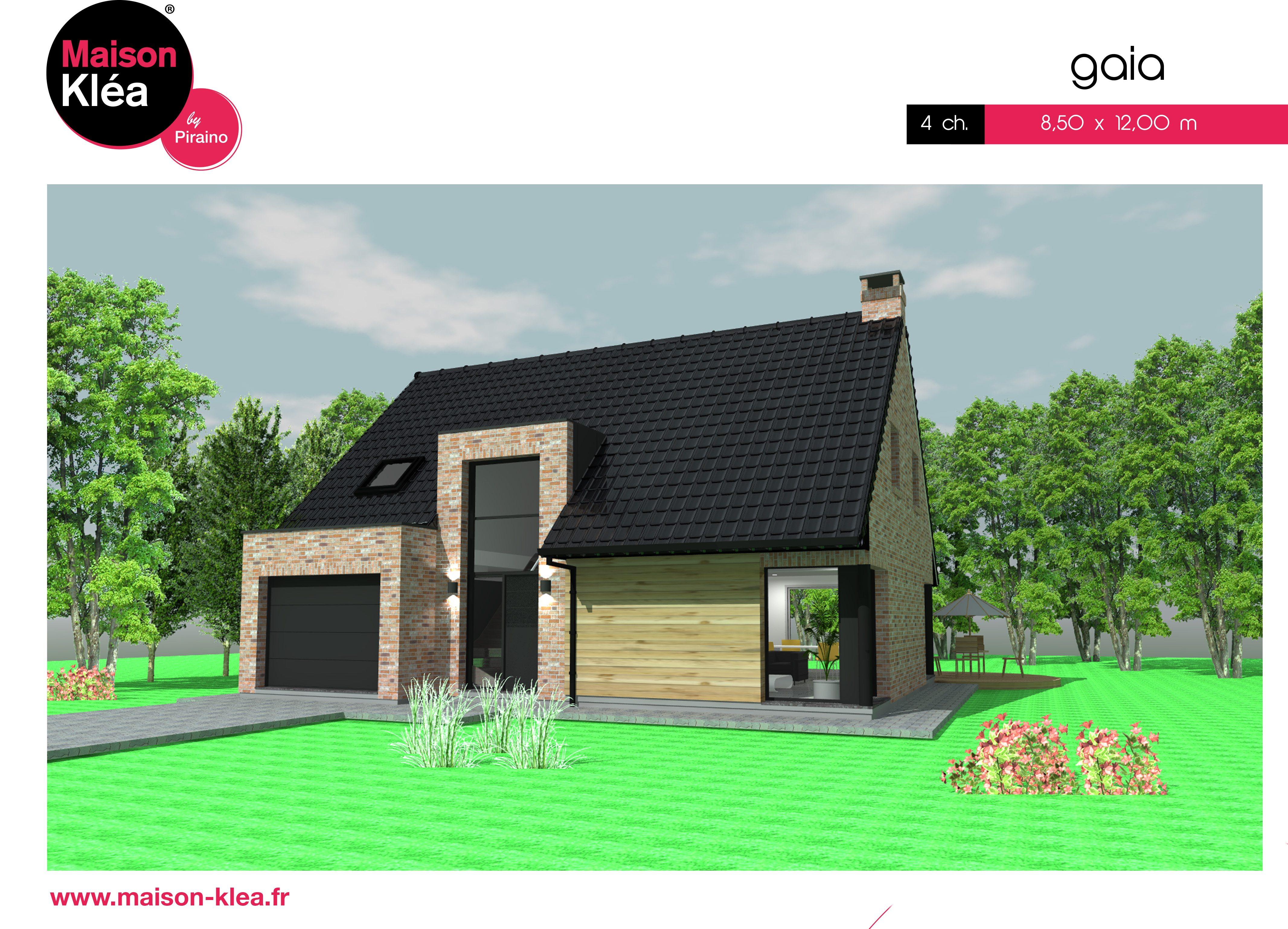 Terrain et maison à construire Hazebrouck 120.8m²