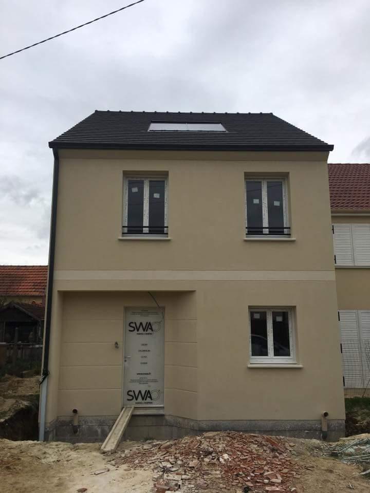 Maison + terrain à LIVRY-GARGAN 93190 dans la SEINE SAINT DENIS