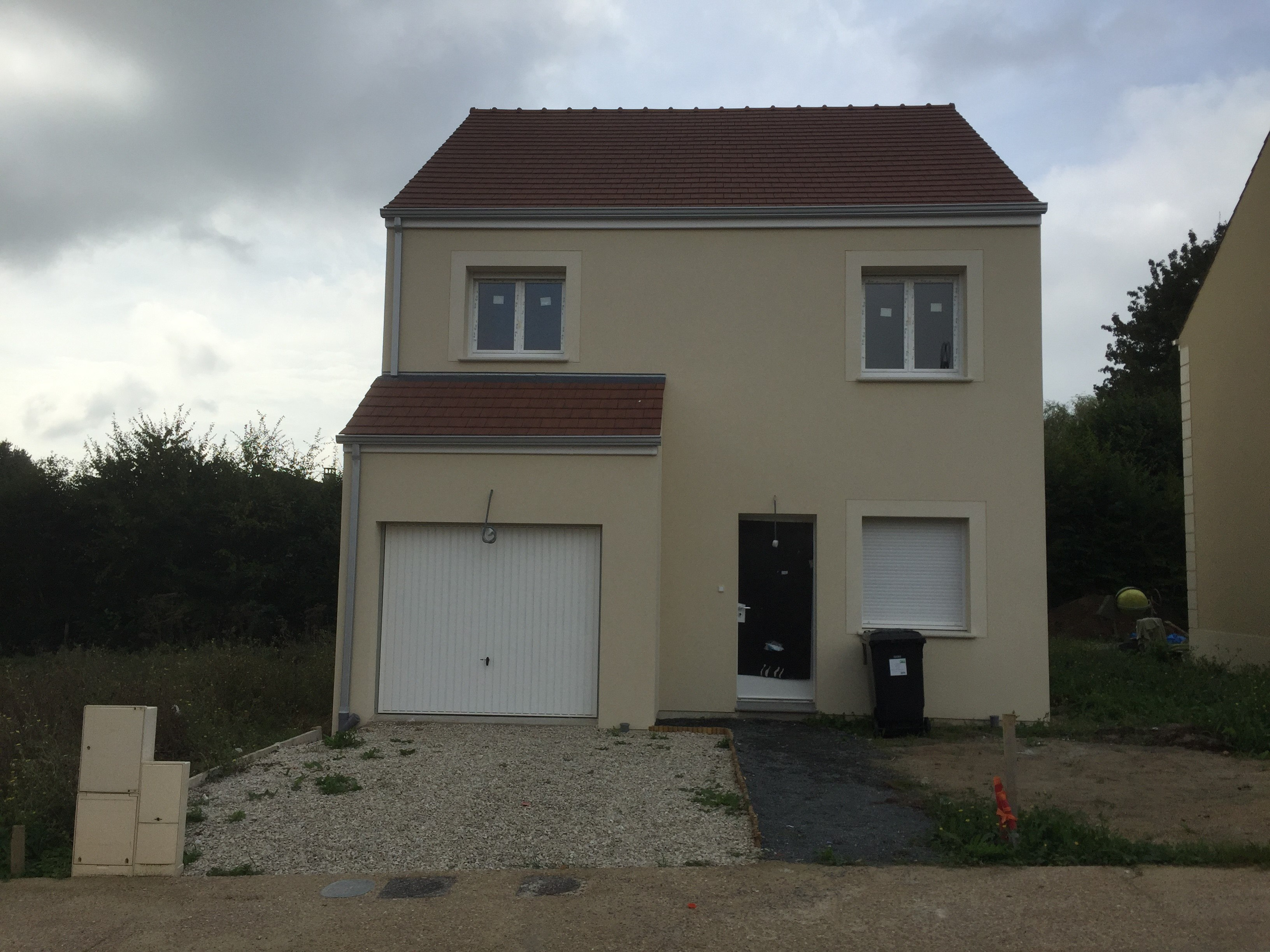 Maison + terrain à MARLY-LA-VILLE 95670 dans le VAL D'OISE