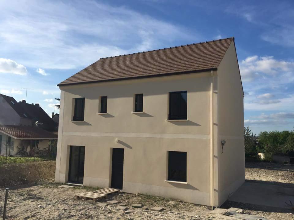 Maison + terrain à HERBLAY (95220) dans le VAL D'OISE