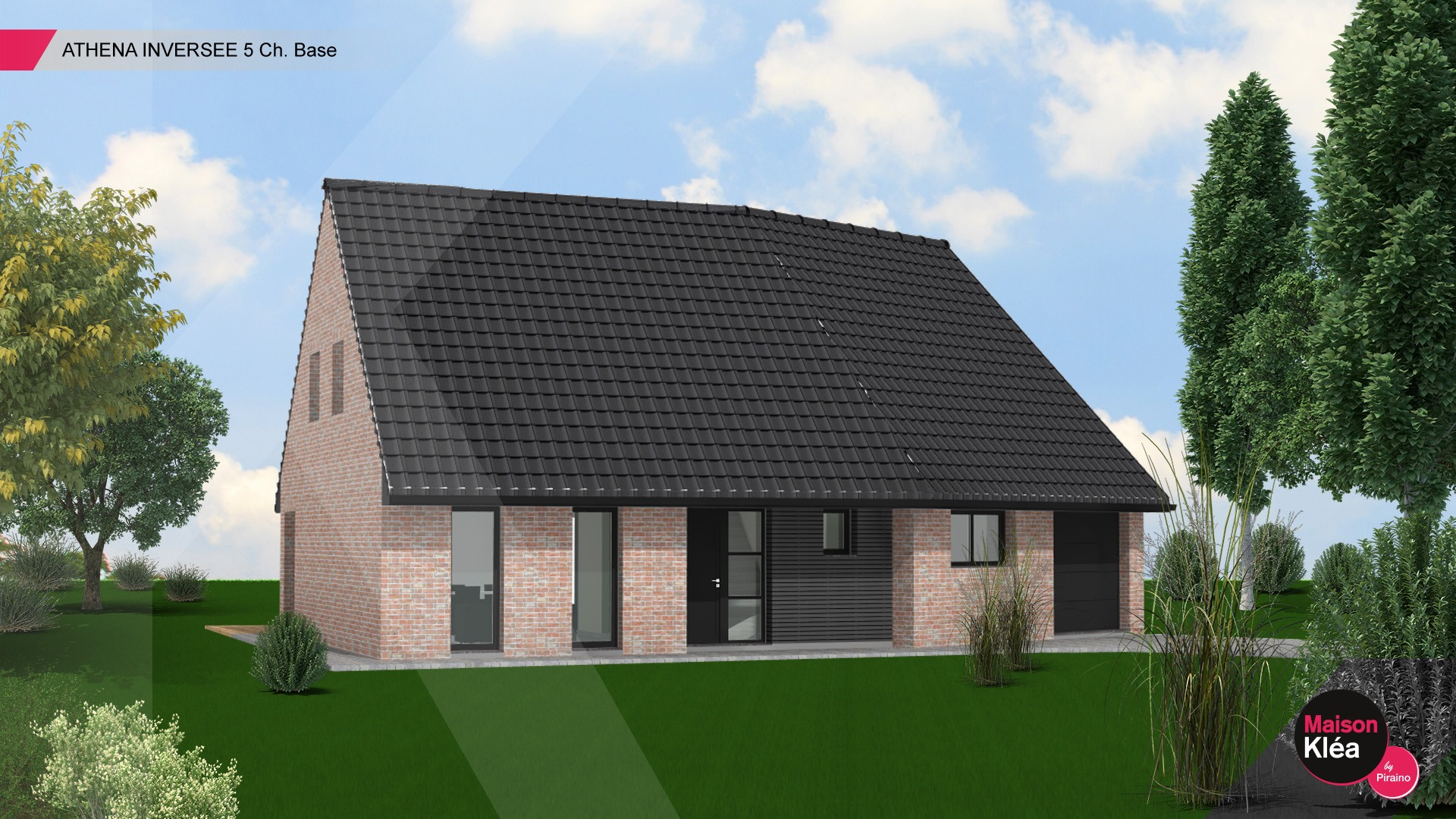 Terrain et maison à construire Nomain 148m²