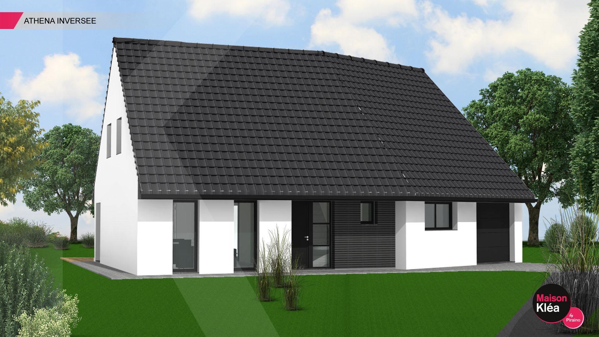 Terrain et maison à construire Ennevelin 148m²