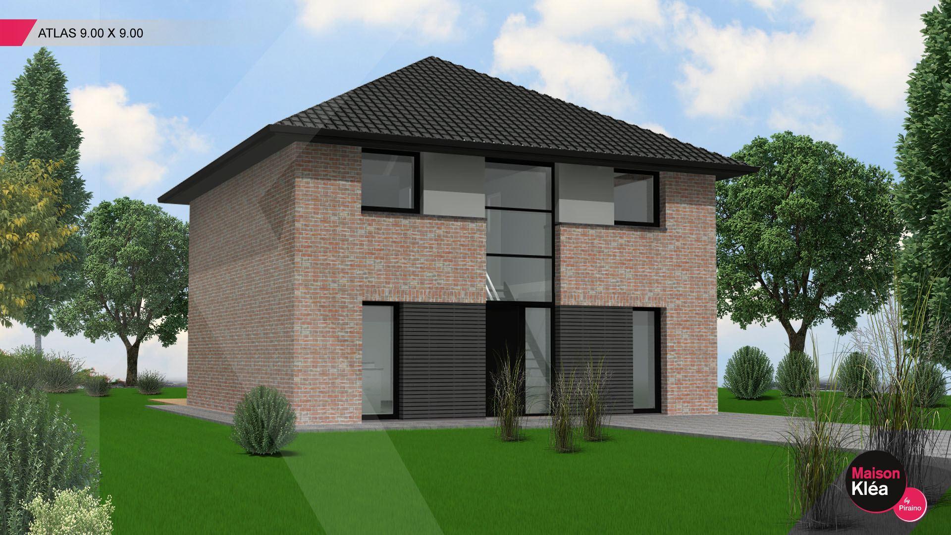 Terrain et maison à construire Lecelles 126m²
