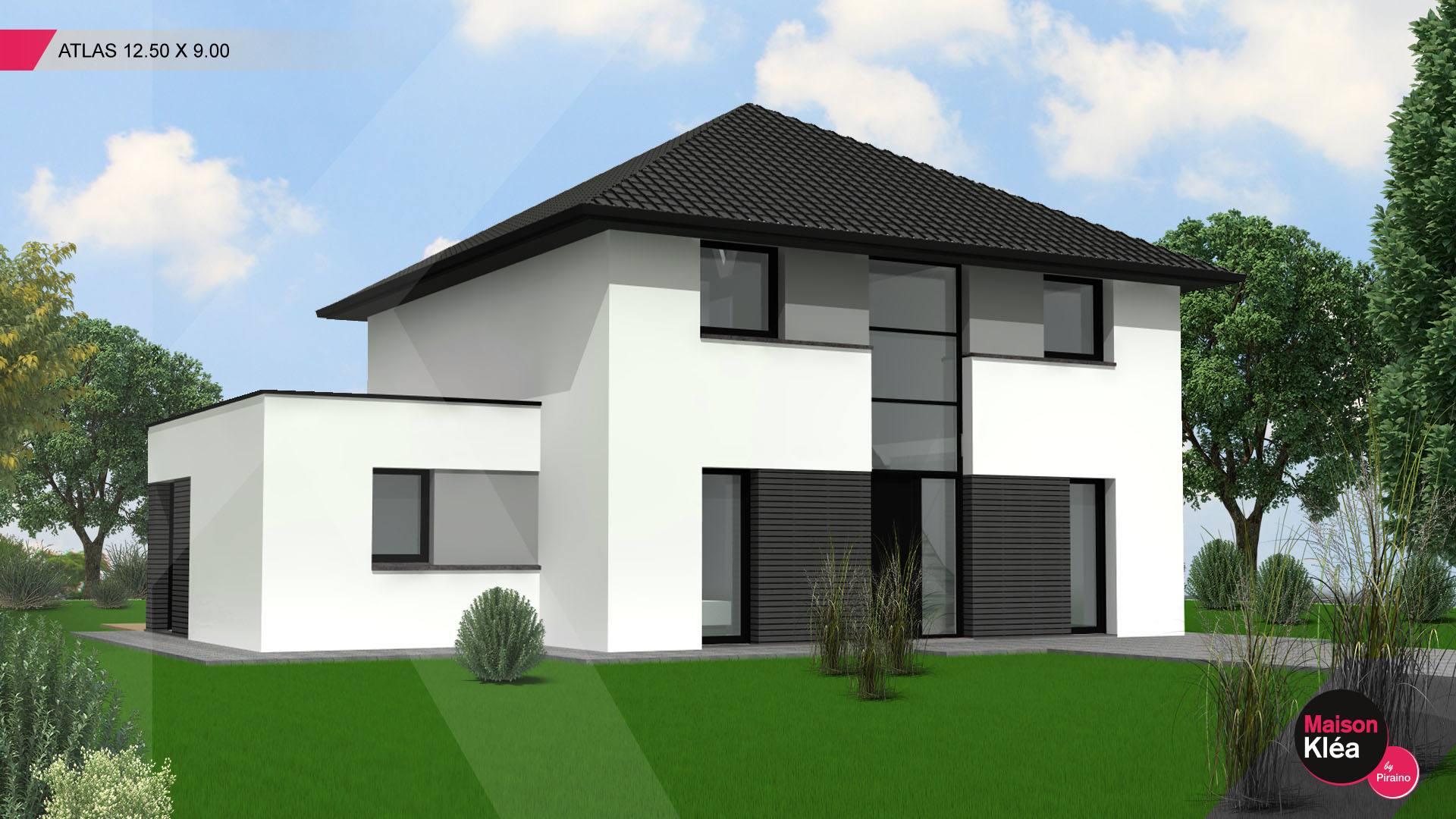 Terrain + Projet de construction Piraino