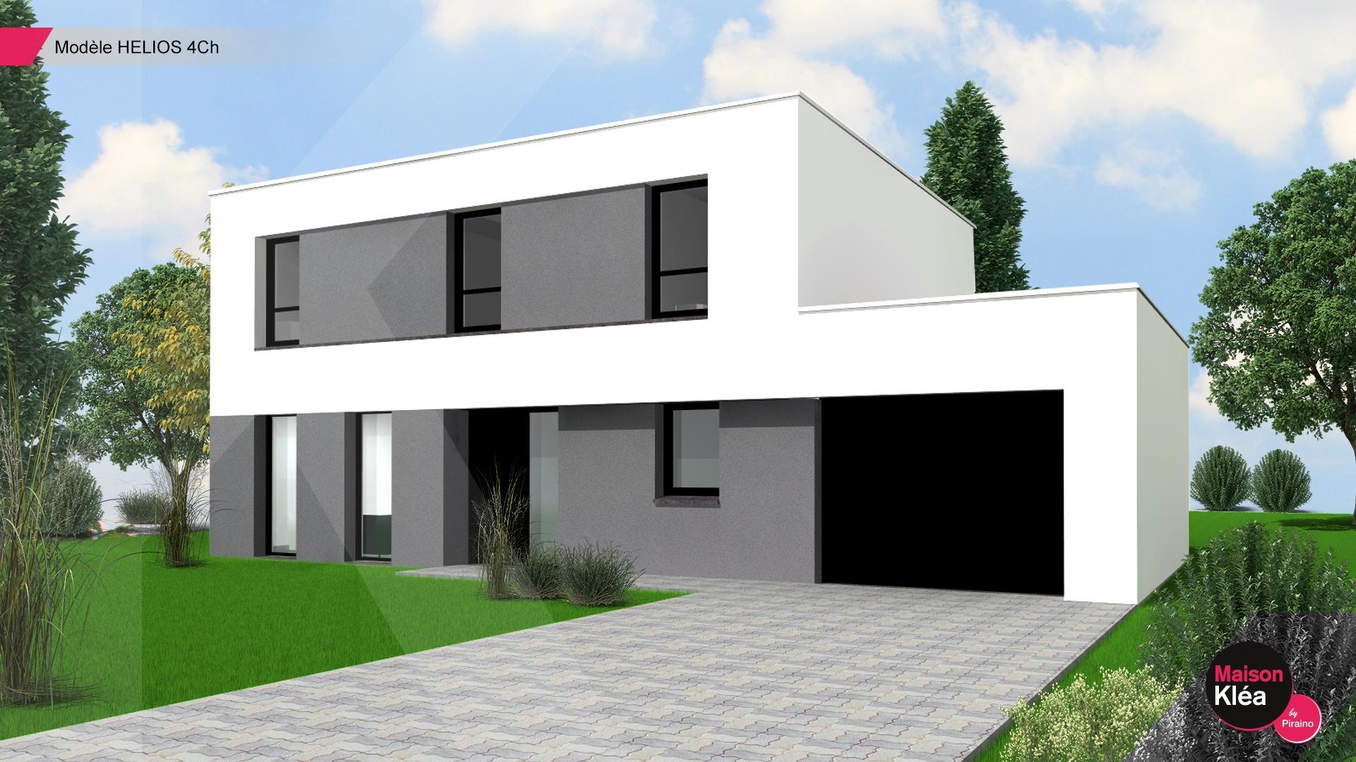 Terrain et maison à construire Wahagnies 124m²