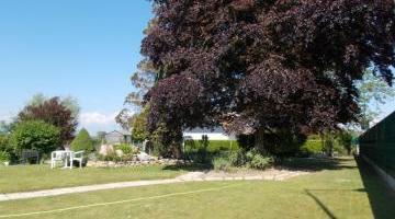 Vente terrain 840 m²