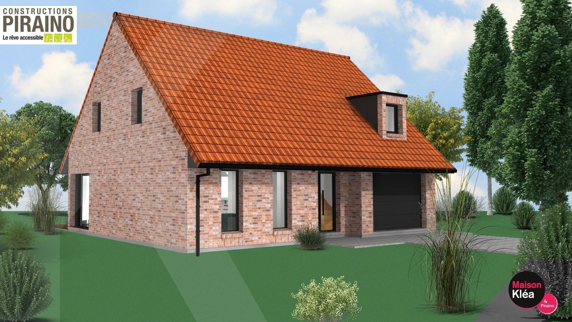 Terrain et maison à construire Carvin