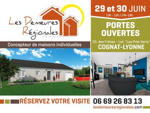 Portes ouvertes Cognat-Lyonne 29-30 juin