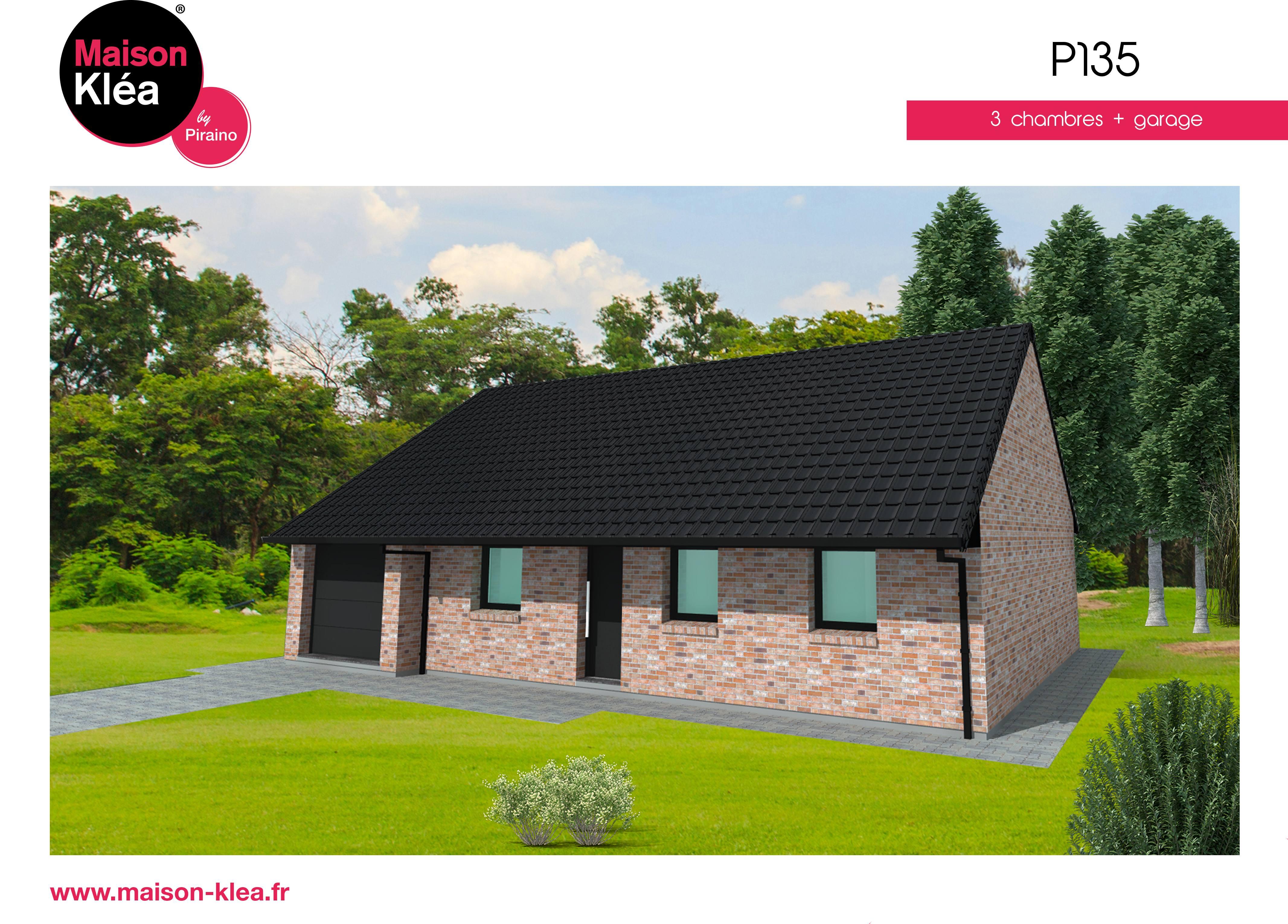 Terrain et maison à construire Winnezeele