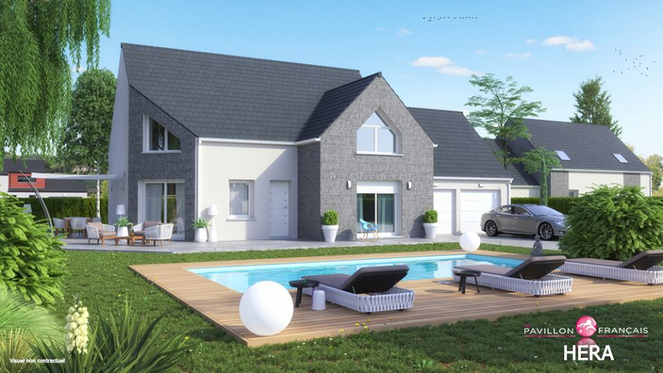 Photo maison Terrain de 307 m²