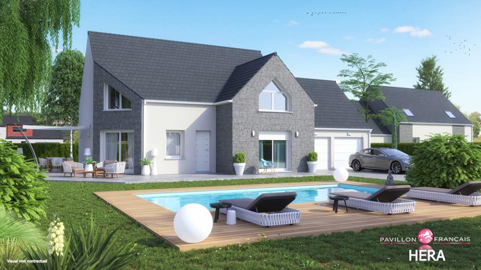 Photo maison Terrain de 326 m²
