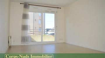 Vente appartement 2 p. 51 m²