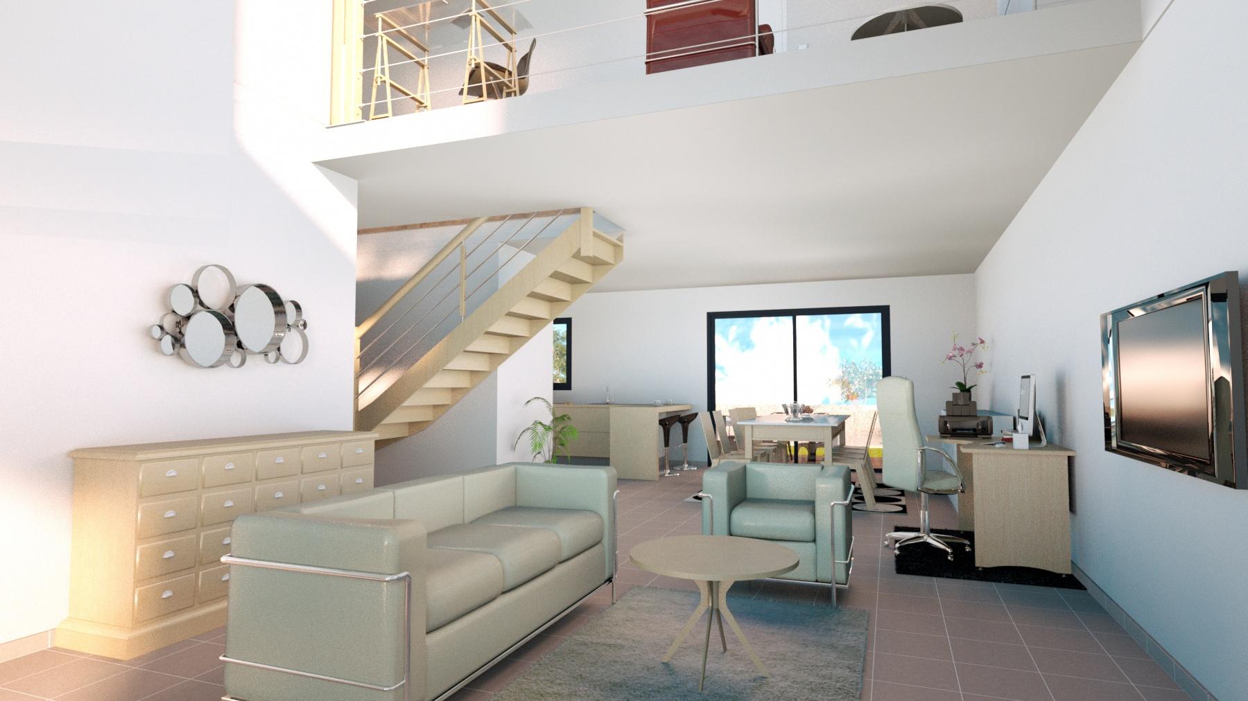 Photo maison Terrain de 357 m²