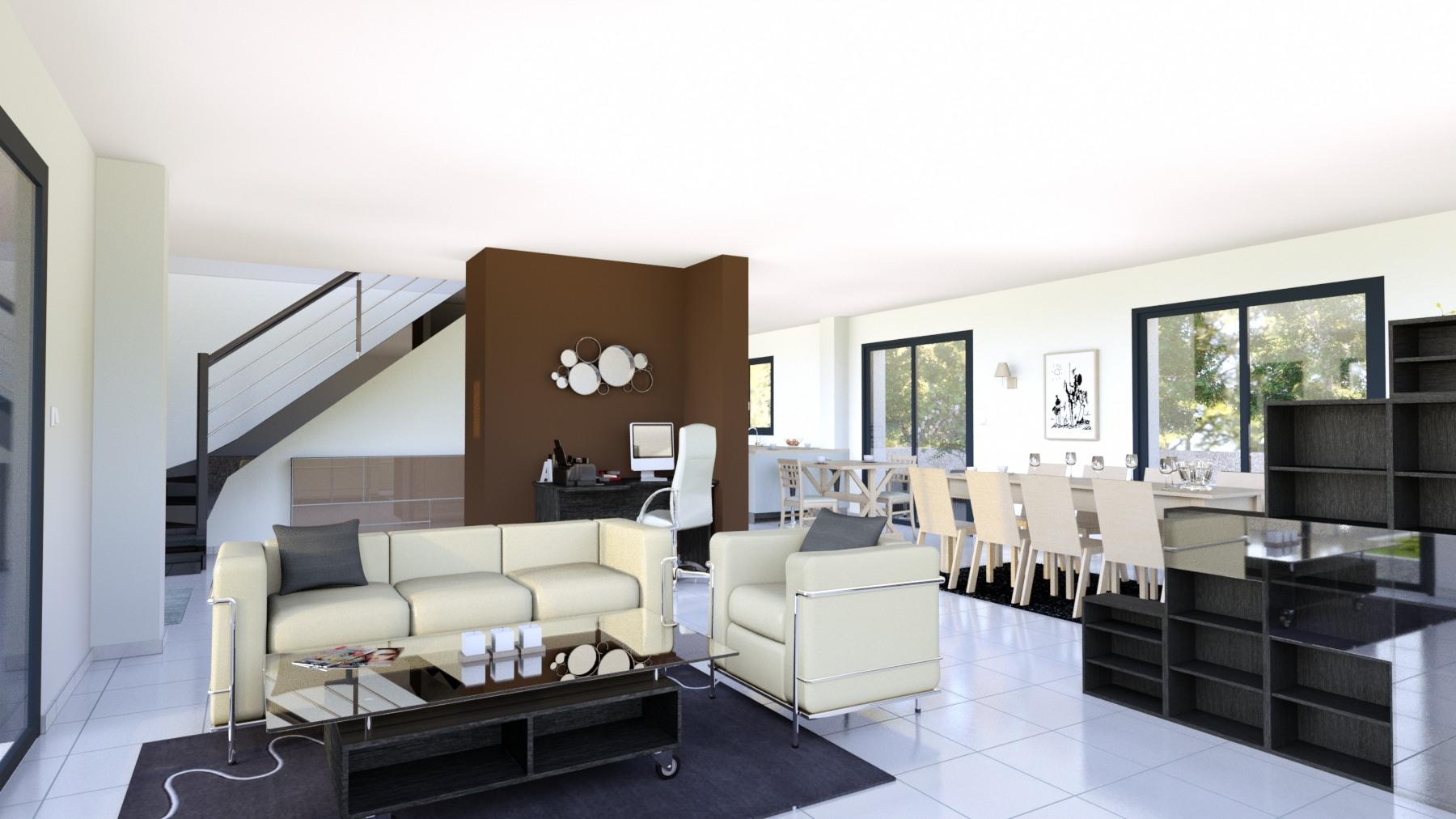 Photo maison Terrain de 265 m²