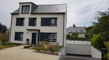 Maison d'architecte avec vue sur Golfe du Morbihan