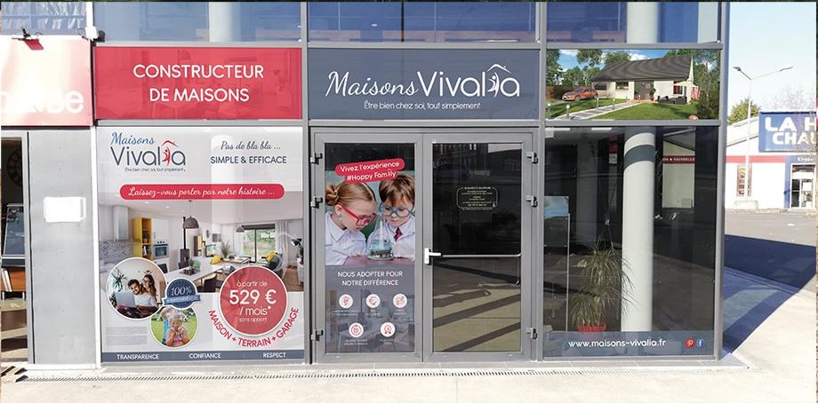 Nouvelle Agence - Maisons VIVALIA Fontainebleau