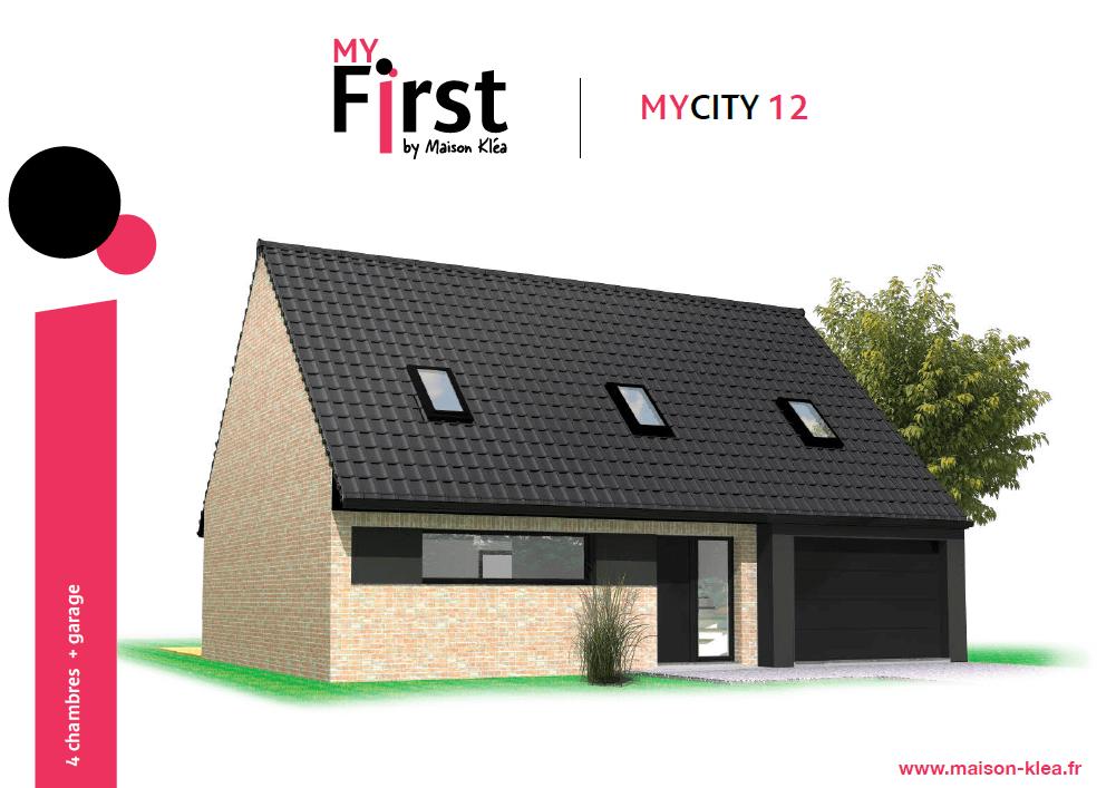 Terrain et maison à construire Masny 118m²