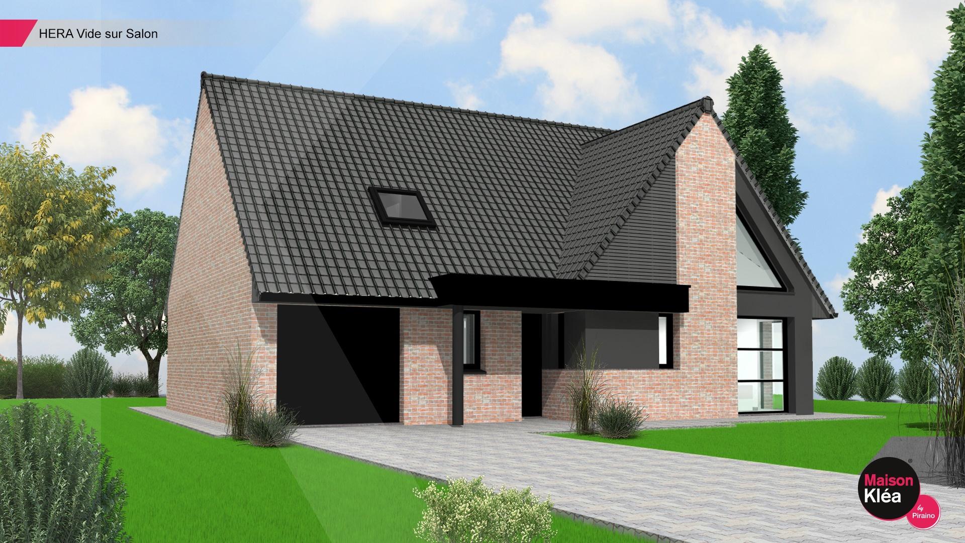 Terrain et maison à construire Rieulay 135m²