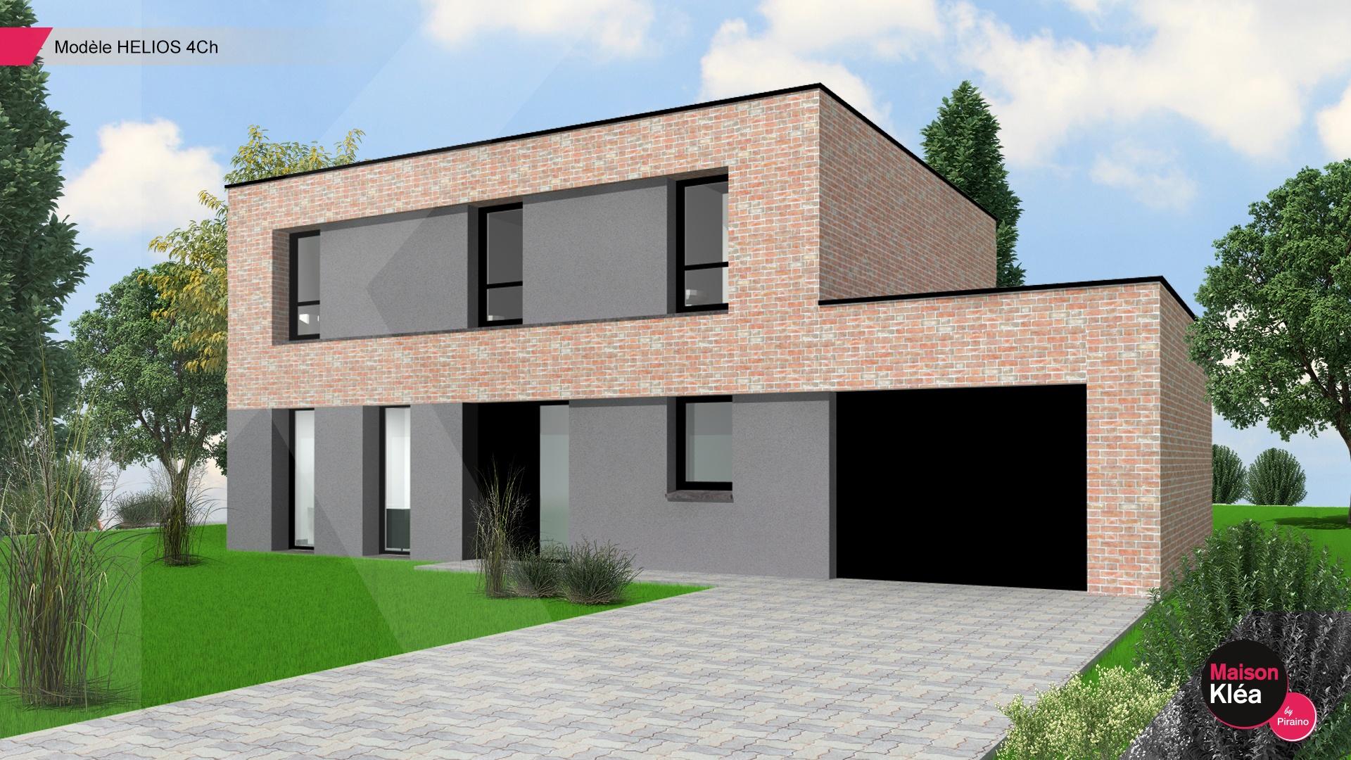 Terrain et maison à construire Dechy 125m²