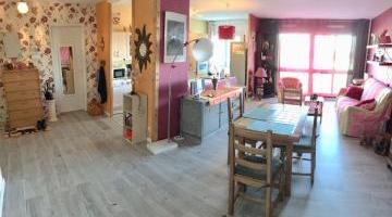 Vente appartement 5 p. 109 m²