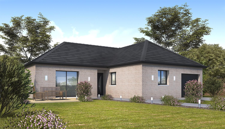 Construction d'une maison Neuville-sur-Ailette (02860) 180 500 €