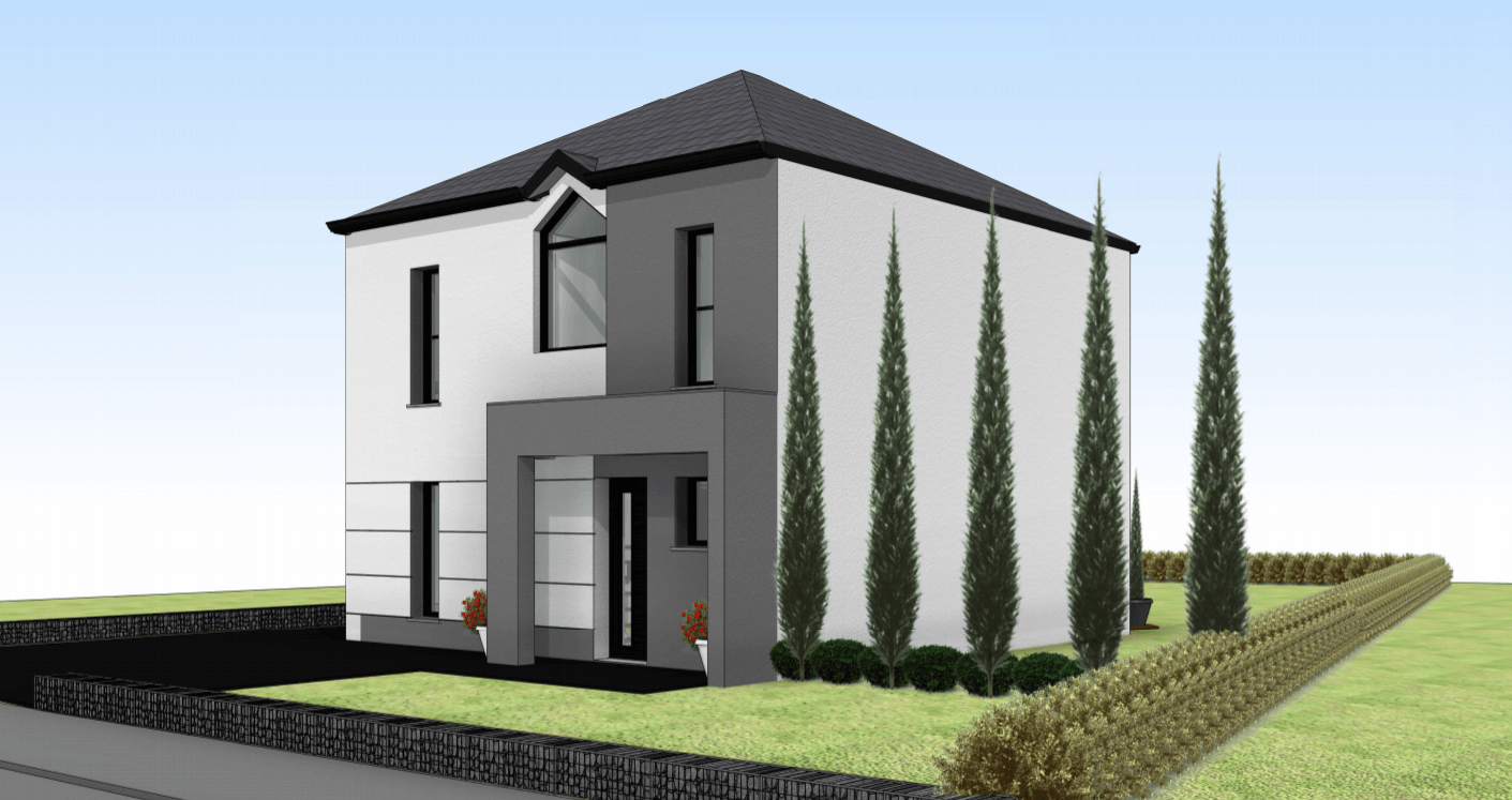 Construction d'une maison à Herlies 59134 pour 181 205 €
