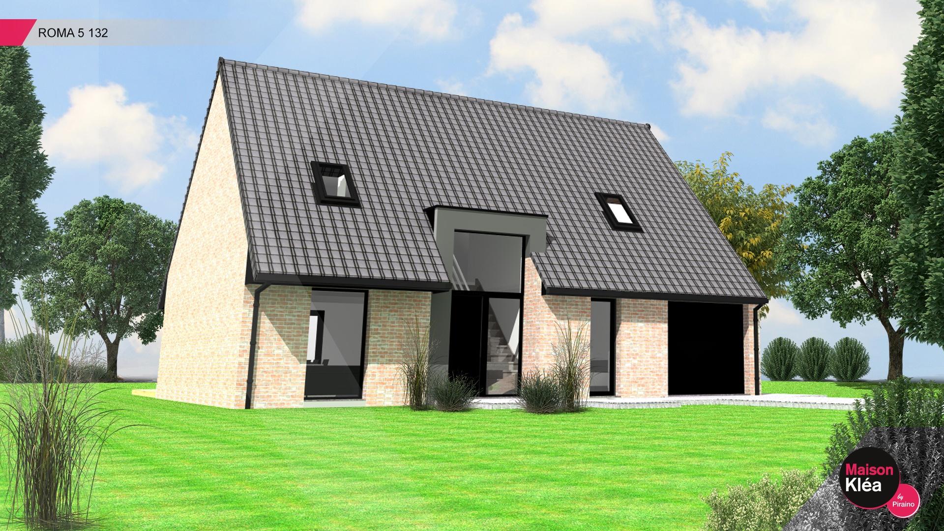 Terrain et maison à construire Noyelles-sous-Bellonne 132m²