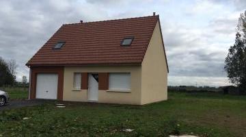 Location maison 4 p. 90 m²