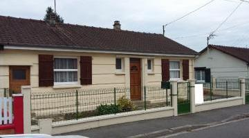 Vente maison 4 p. 63 m²