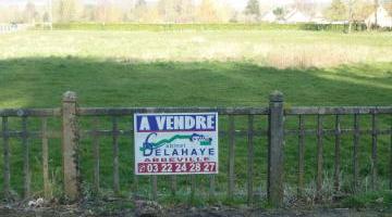 Vente terrain 8934 m²