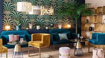 Adoptez le style New Art déco pour un intérieur chic et moderne