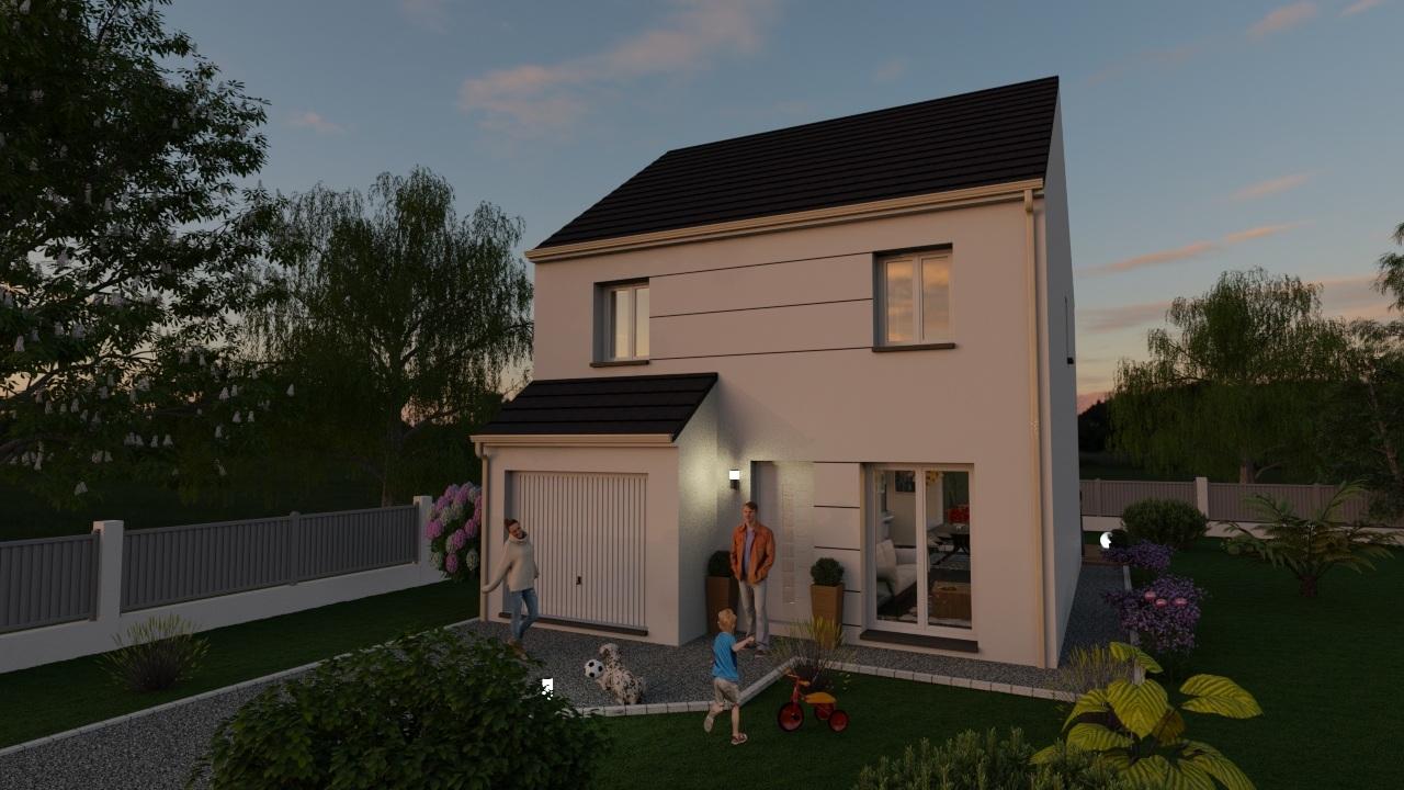 Constructeur De Maison Chartres courville-sur-eure 28190