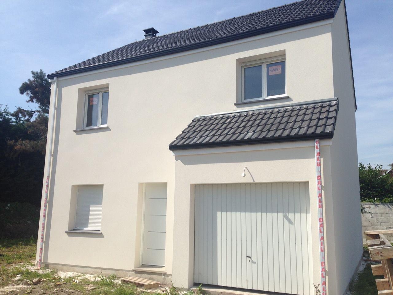 Construction d'une maison à Guesnain 59287 pour 162 700 €