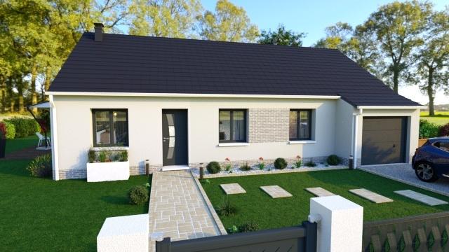 Construction d'une maison à Féchain 59247 pour 175 000 €