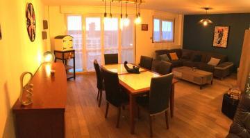 Vente appartement 4 p. 119 m²